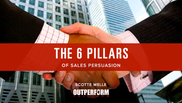 6 Pillars of Sales Persuasion