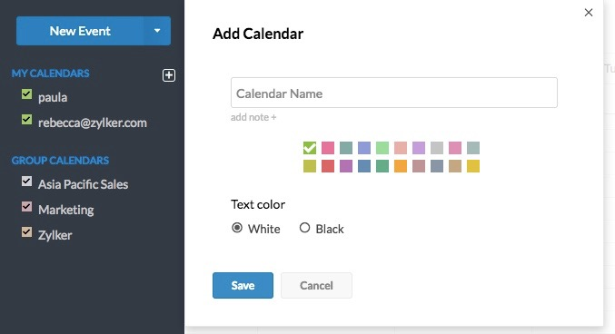 How to Get Started with Zoho Calendar?