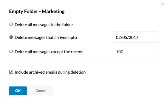 Deleting Mail