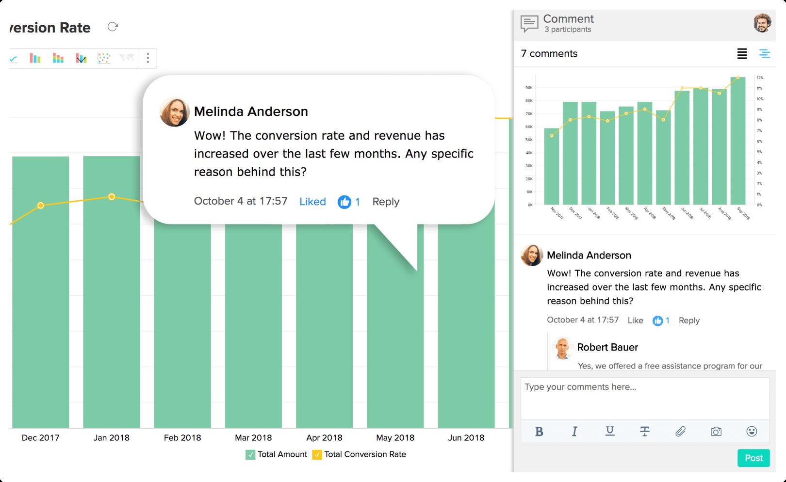 BI & Analytics Software | Online Reporting Tool – Zoho Analytics