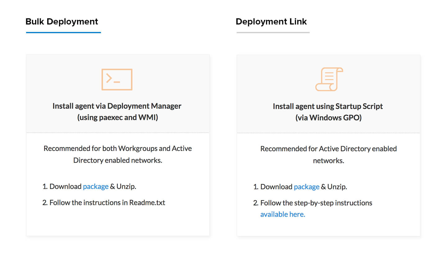 Unattended Remote Access for Windows & Mac | Zoho Assist