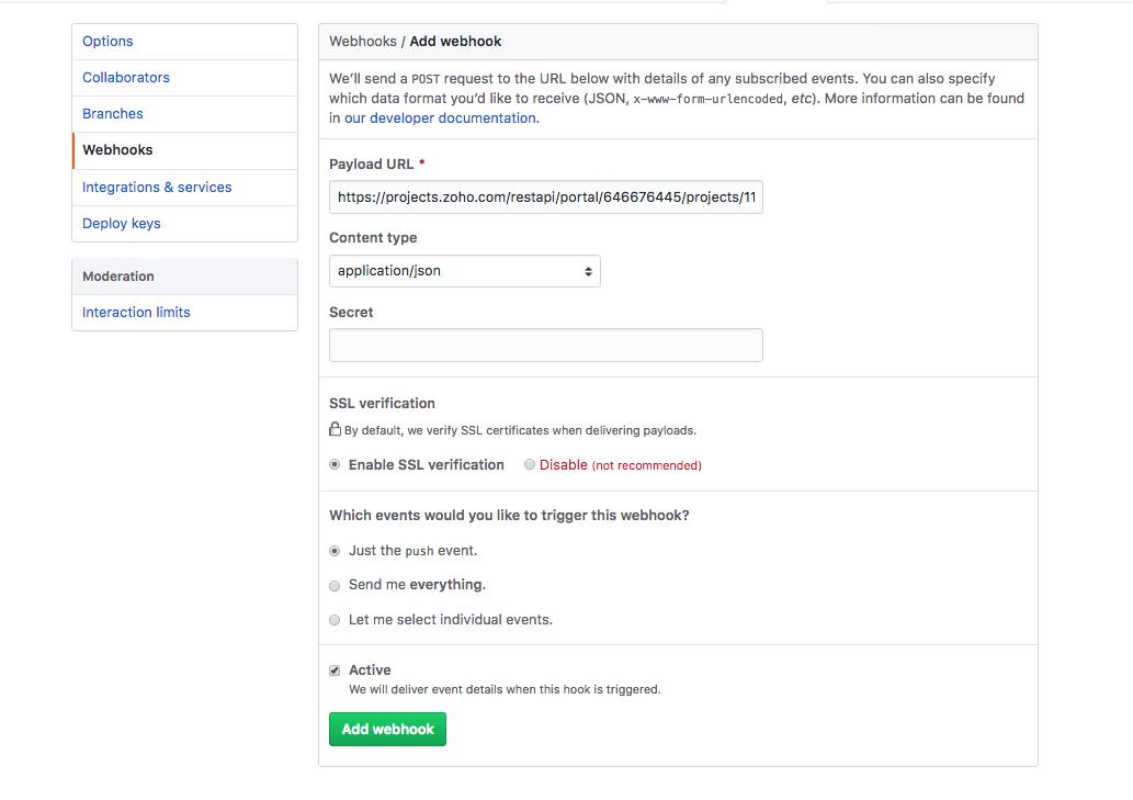 Github   Free Source Code Hosting : Zoho BugTracker