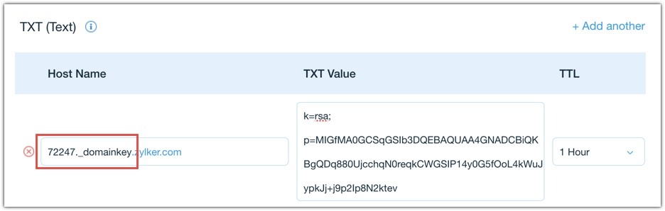 How to setup SPF and DKIM TXT records for your domain