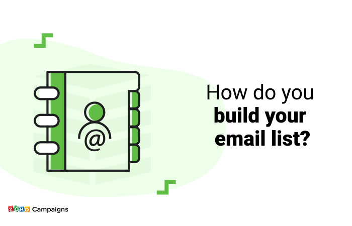How do you build your email list