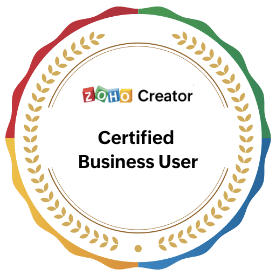 Certificate Business User