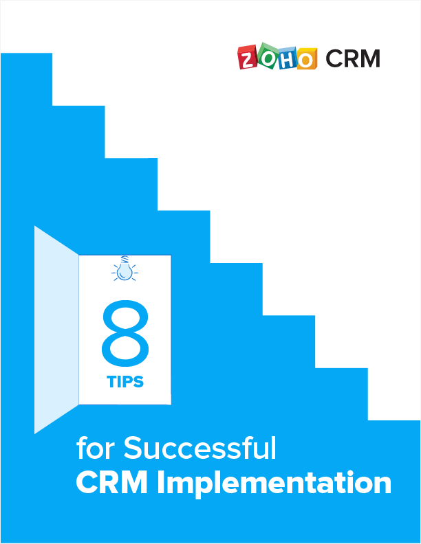 8 TIPS for Successful CRM Implementation