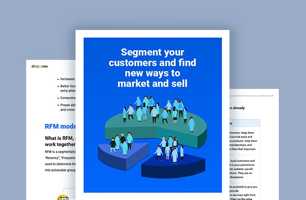 Segment your customers based on their purchase patterns