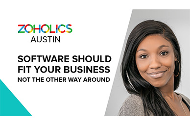 Software Should Fit Your Business