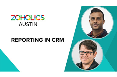 Reporting in CRM