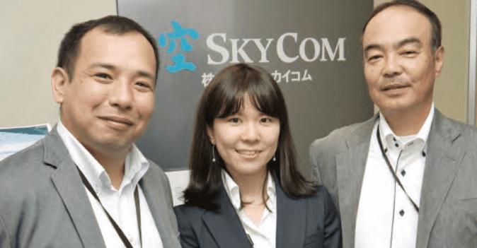株式会社スカイコム | Zoho CRM Customer