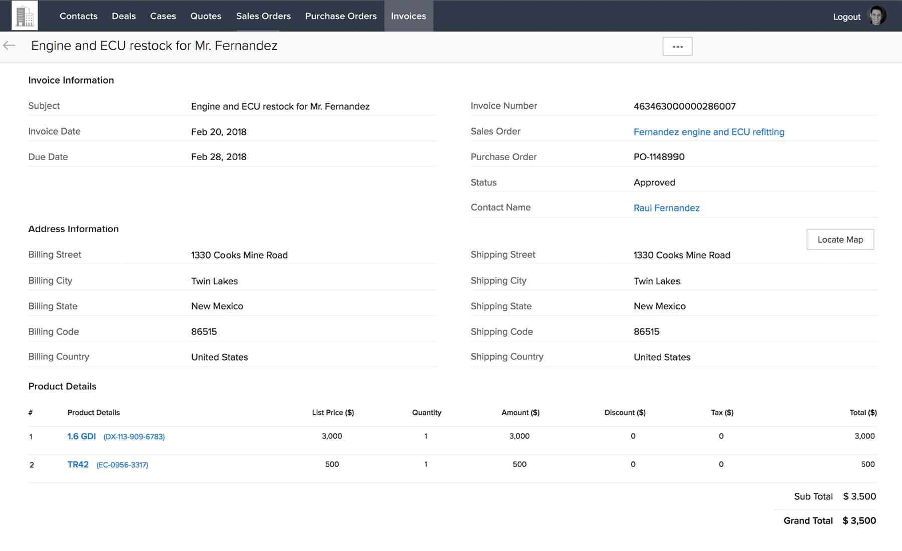 Zoho CRM Portals | Customer Portal | Vendor Portal | Partner