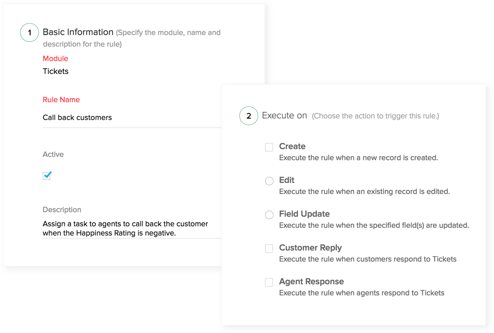 Customer Complaint Management System with AI and Automations
