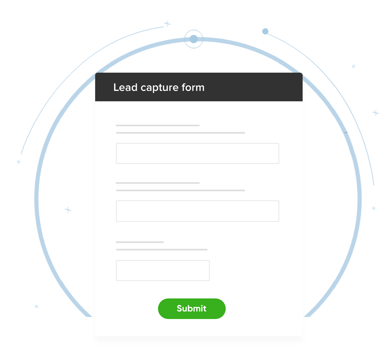 Lead Capture Form Template