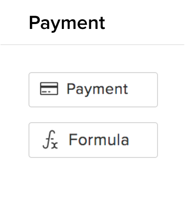 Payment Form Builder- Zoho Forms