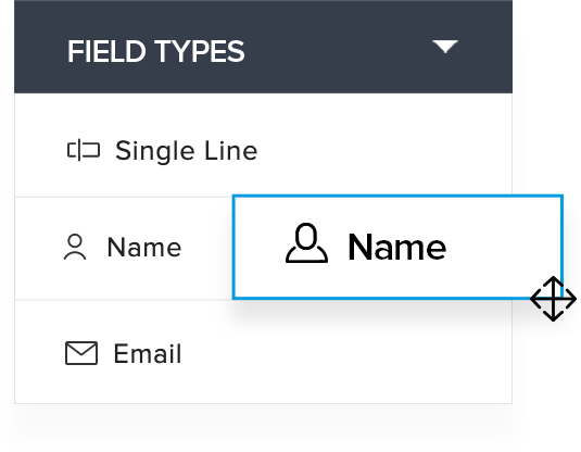 Salesforce Web Form Builder - Zoho Forms