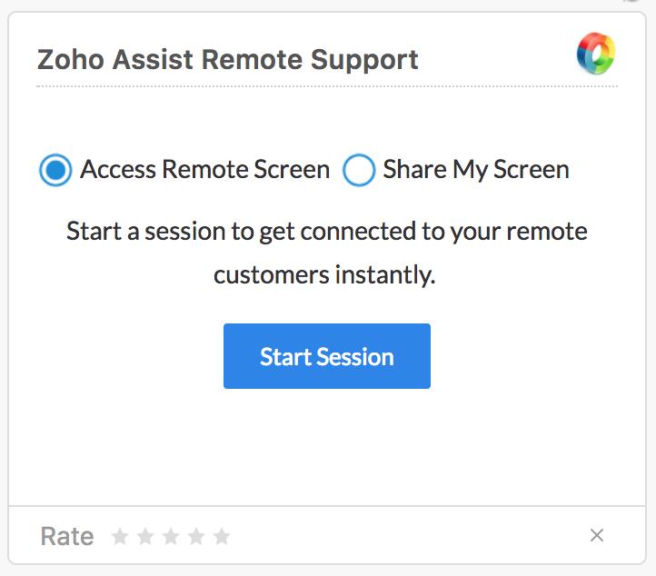 Zendesk   User Guide   Zoho Assist