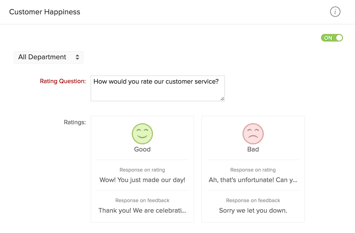 47224349739 Get Customer Feedback with Happiness Ratings