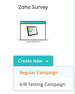 Create regular campaigns