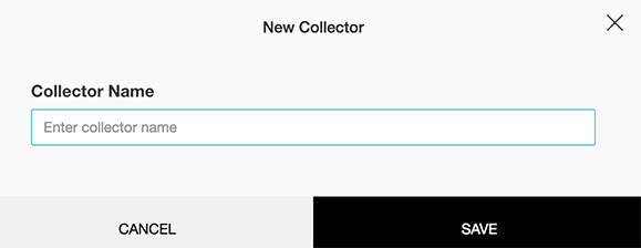Add a new collector in Zoho Survey