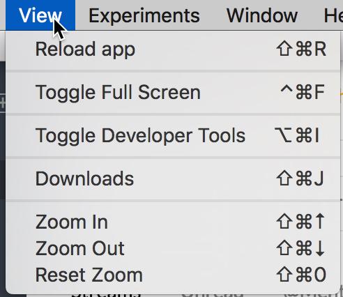 Zoho Mail Desktop Client App | Zoho