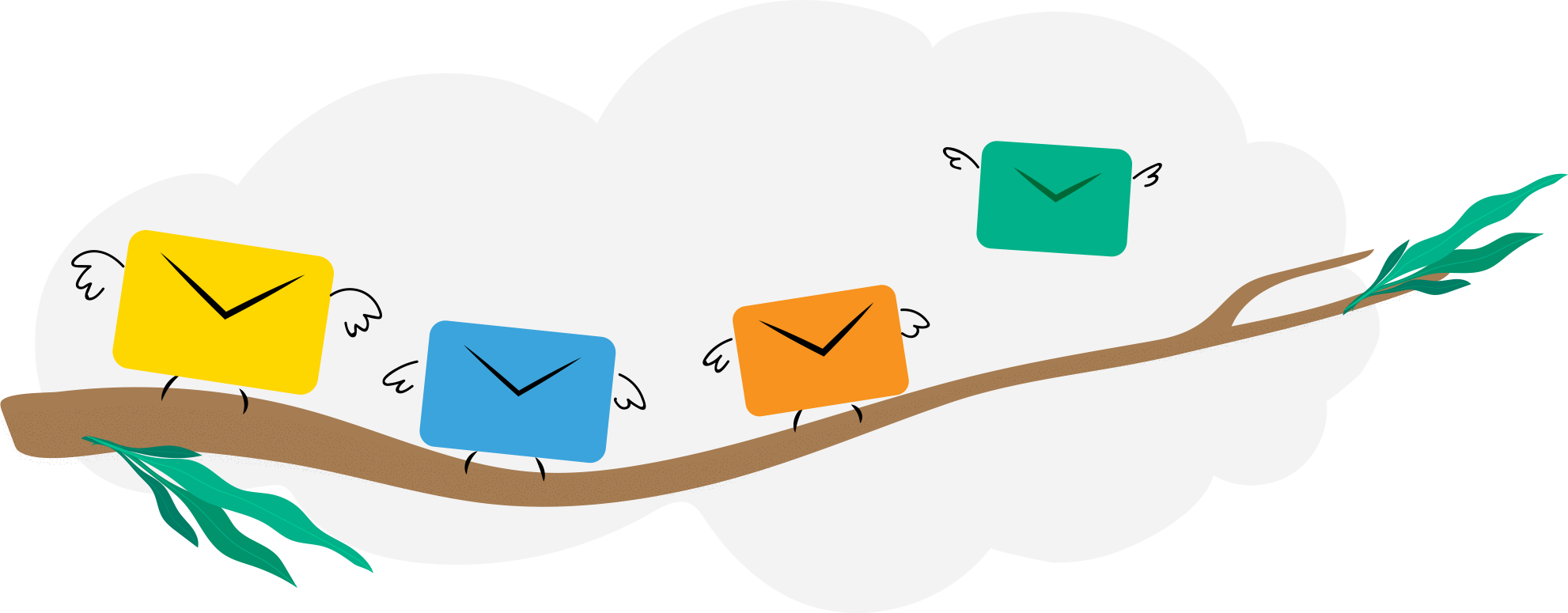 Manage your multiple email addresses from your Zoho Mail account