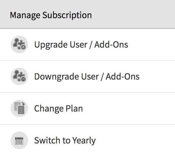 Zoho Mail - Flexible subscription and extra storage options