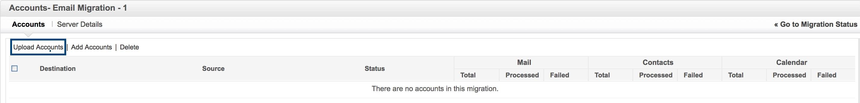 Migration from Exchange Server