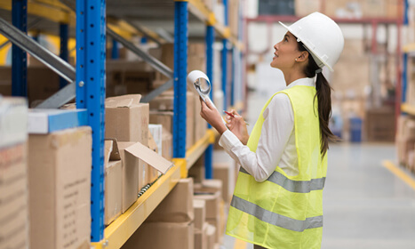 Manually tracking inventory is the way of the past.