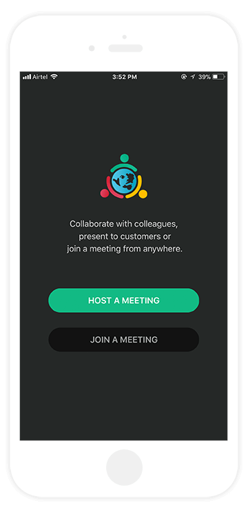 A robust web conferencing solution built for your business.