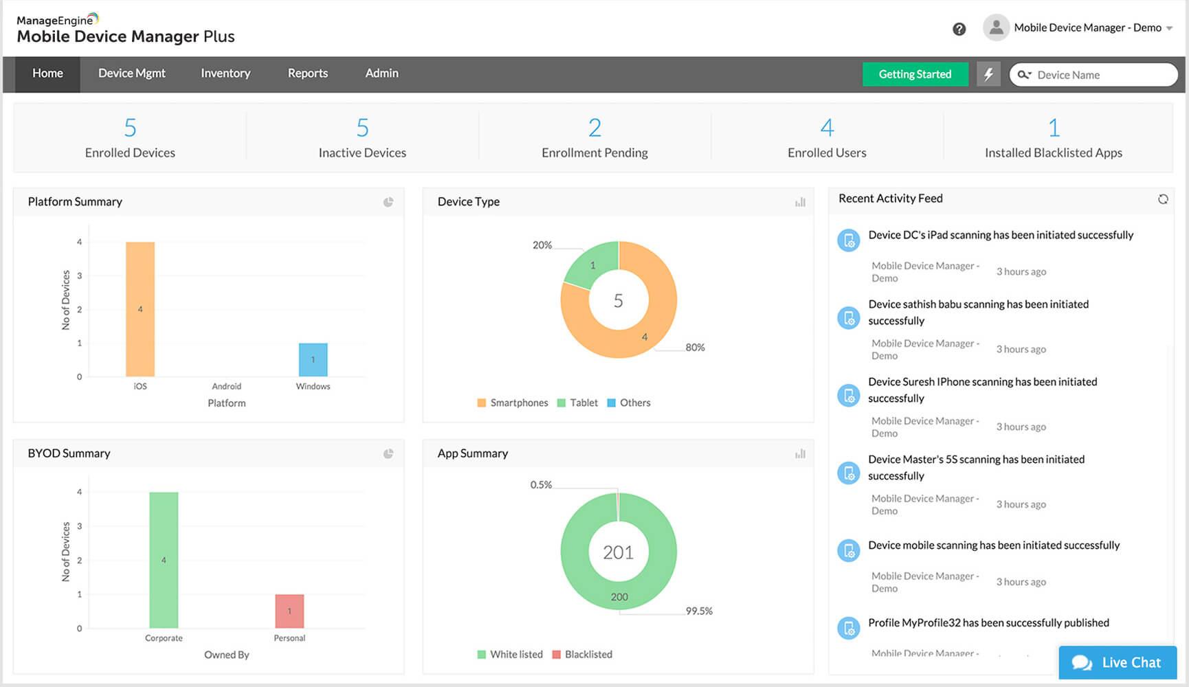 MDM Cloud | Mobile Device Management (MDM) Software - Zoho MDM