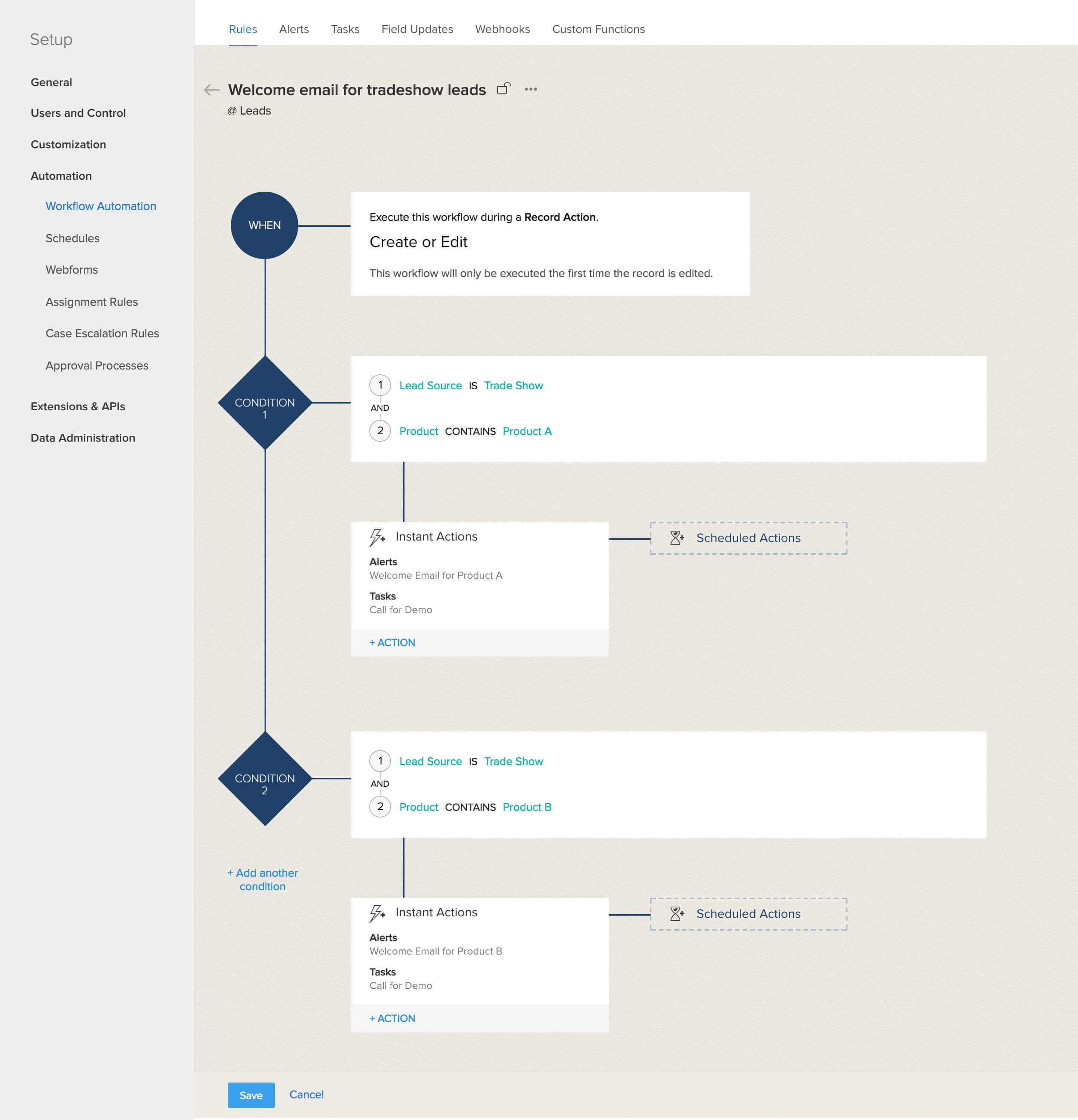 multipleworkflow
