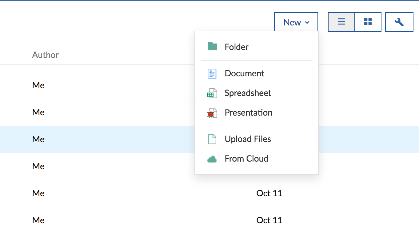 Import your documents from Google Drive :Google Collaboration