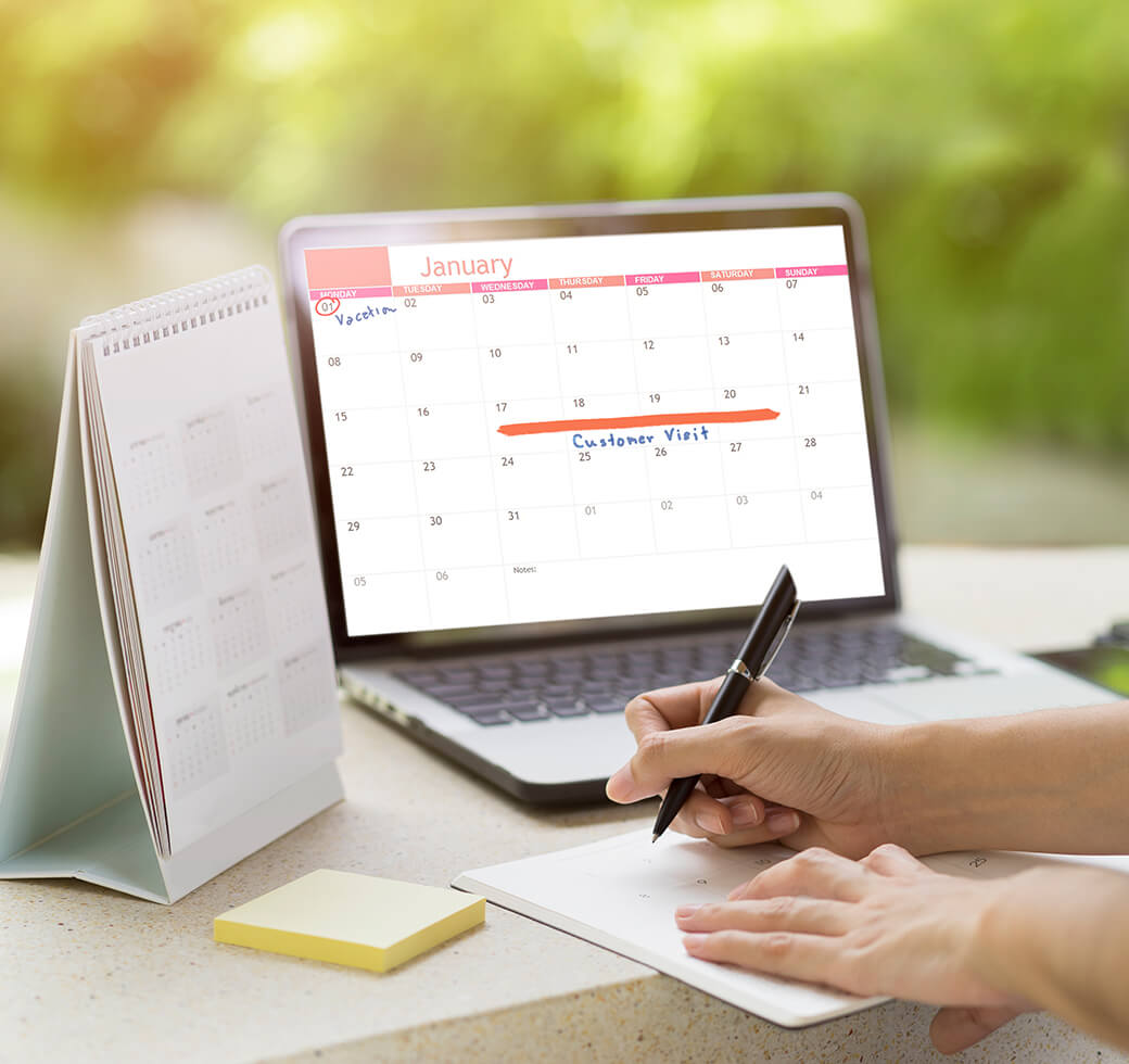 Simplify scheduling