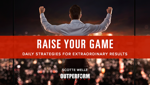 daily strategies for extraordinary results