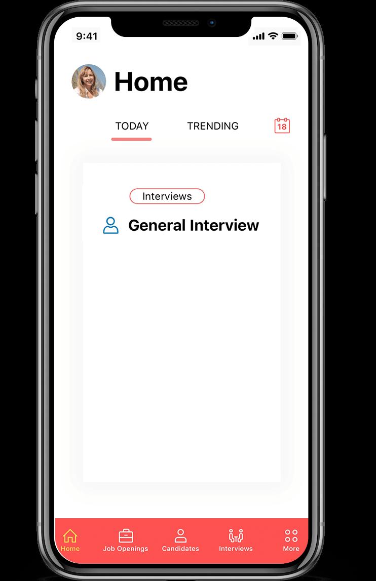 Recruit | Mobile App