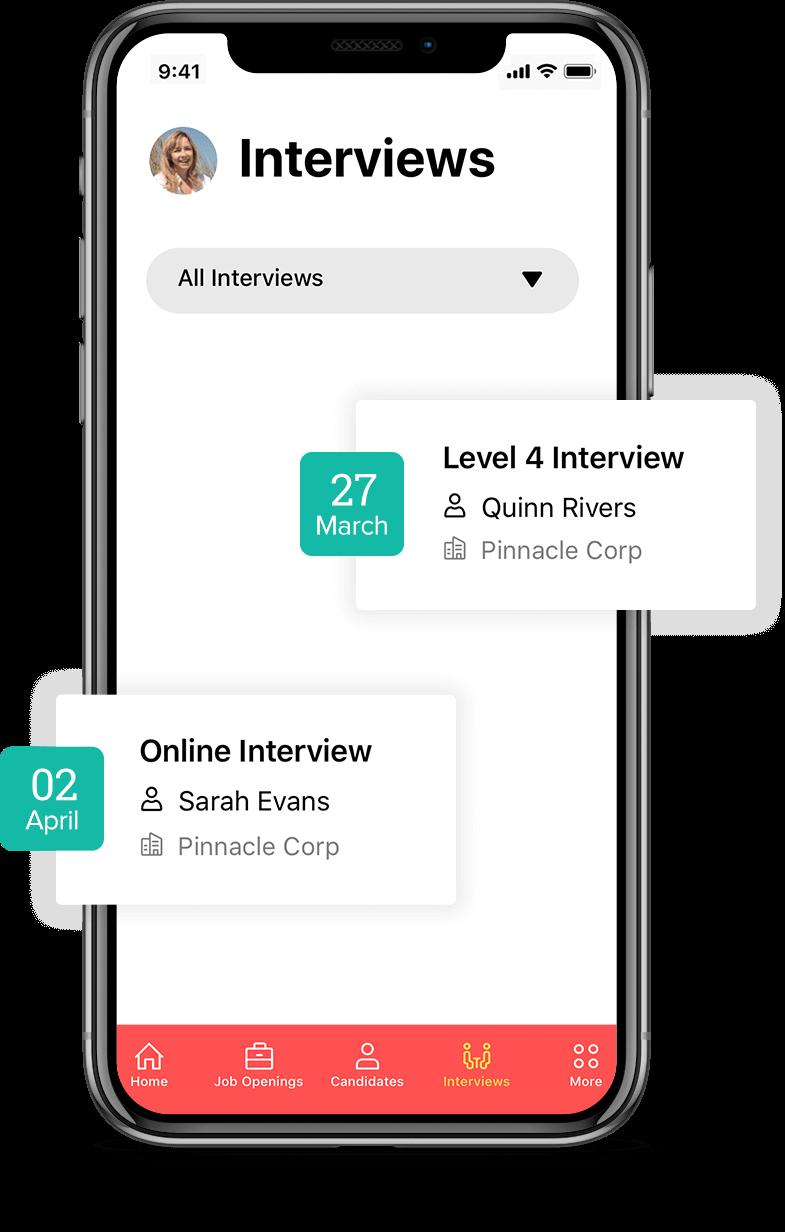Recruit   Mobile App