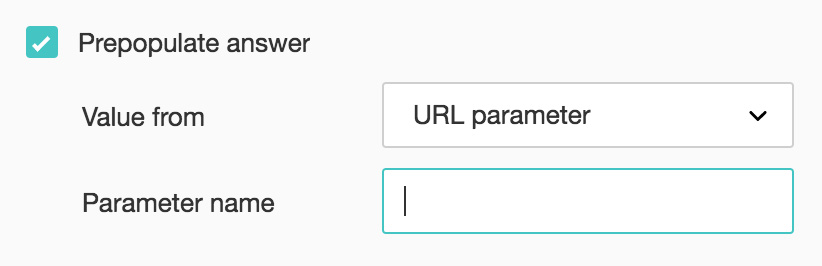 Autofill from URL parameter