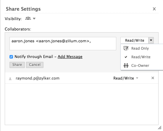 How to share files online and collaborate in real time with Zoho Docs