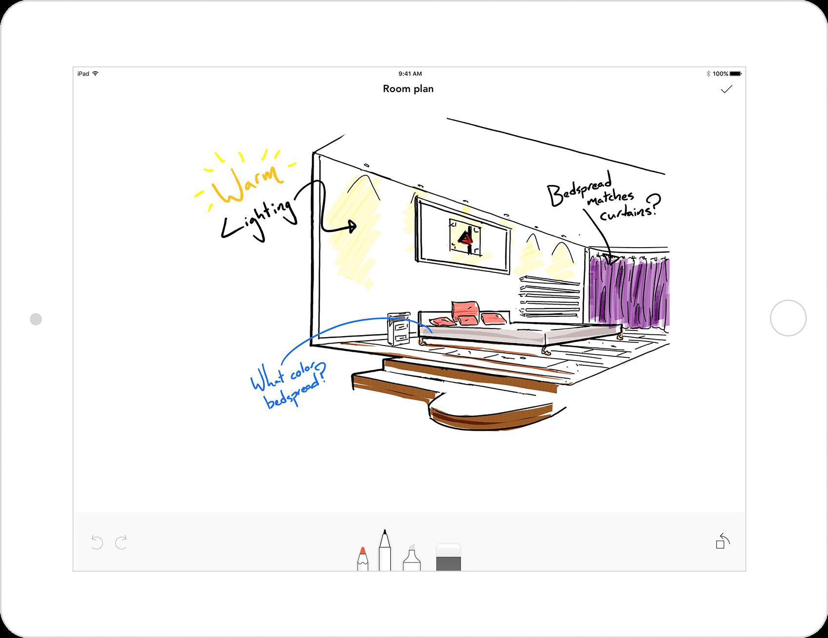 Notebook - Sketch Card