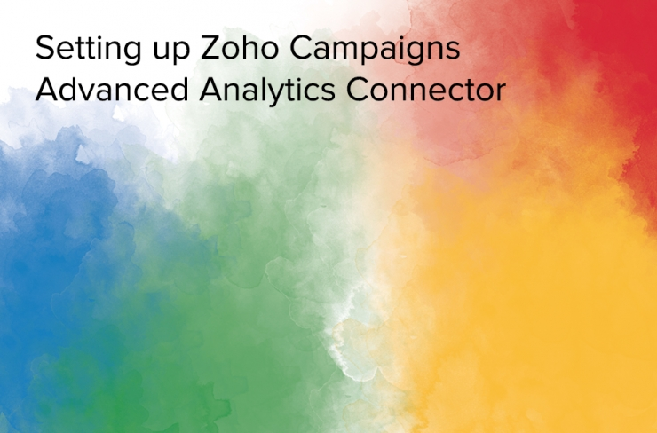 Setup Zoho Campaigns Connector