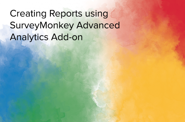 creating reports using surveymonkey analytics connector