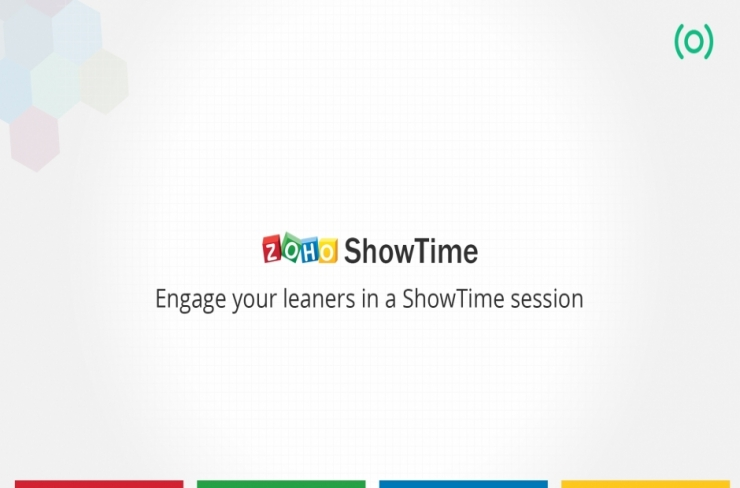 Engage your learners in a ShowTime session