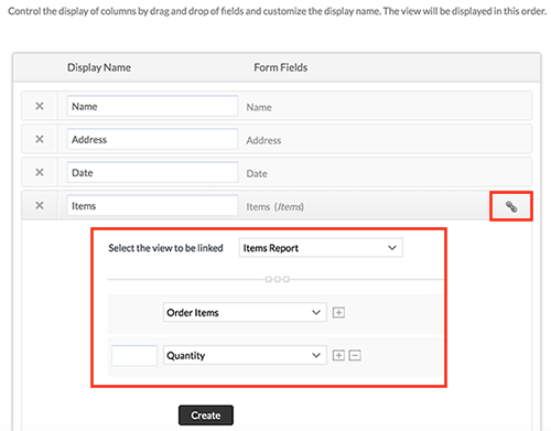 Creating SubForms to Relate Forms | Help - Zoho Creator