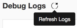 trigger-function-refresh-logs