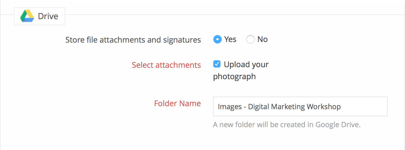 Google Sheets Integration | Zoho Forms - User Guide