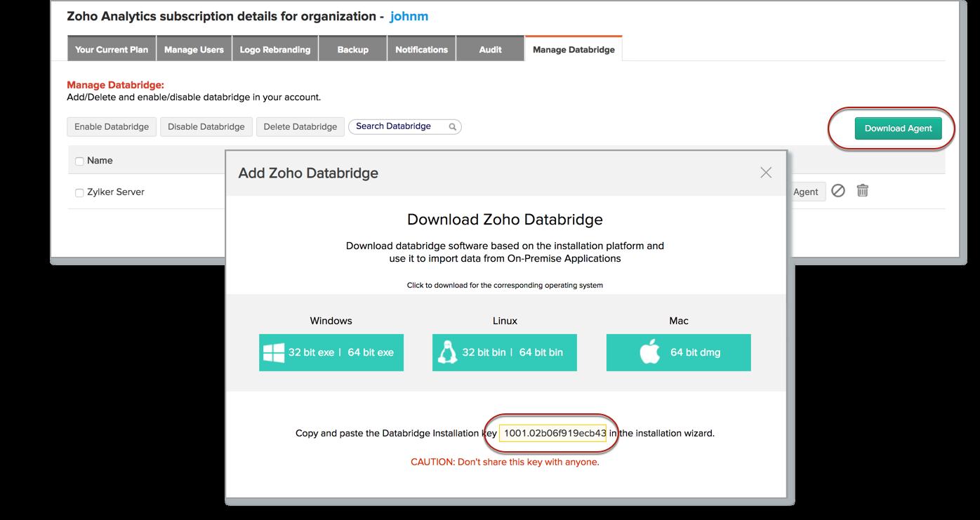 Import Data from PostgreSQL l Zoho Analytics Help
