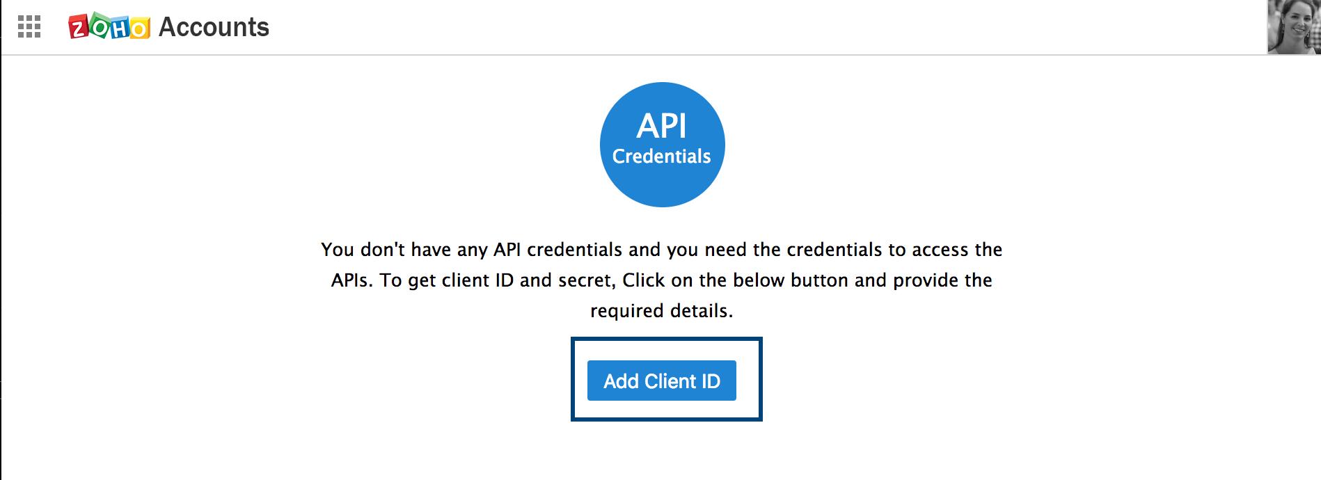 OAuth 2 0 Token - Zoho Mail API