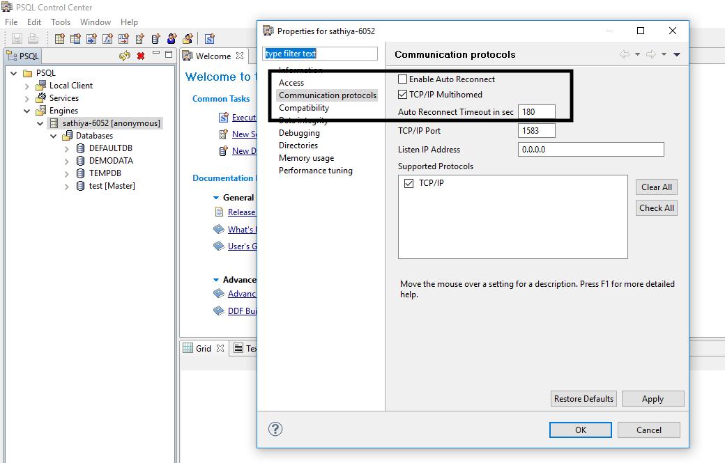 ManageEngine Analytics Plus - Prerequisites to ensure