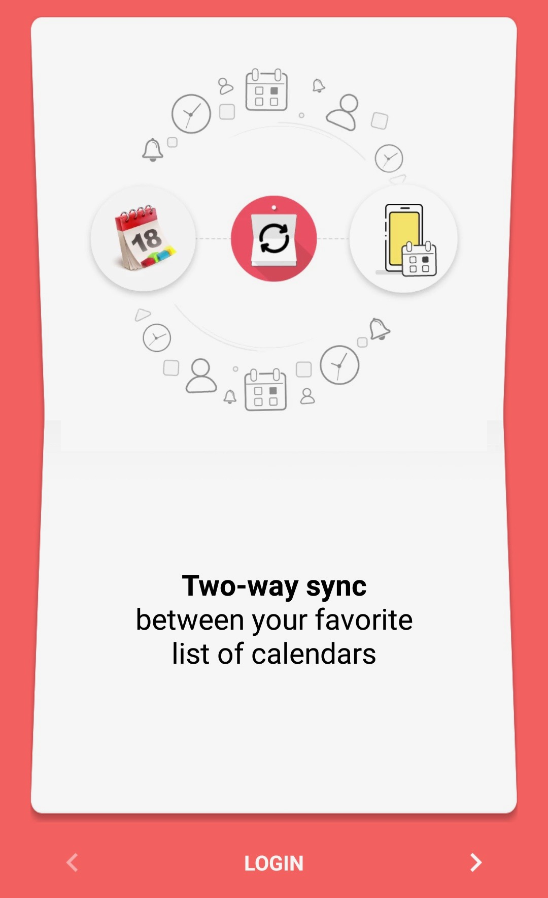Sync Zoho Calendar on your Android mobile
