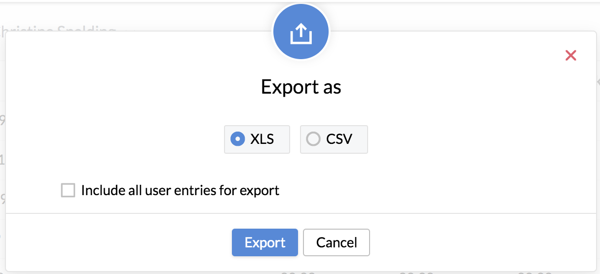 Importing and Exporting Attendance Files
